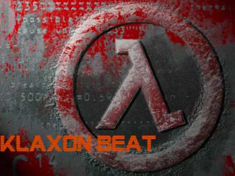 Half-Life Music - HEV Suit Theme (Klaxon Beat)