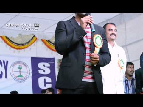 Allu Arjun`s Speech at Scient Institute of Technology