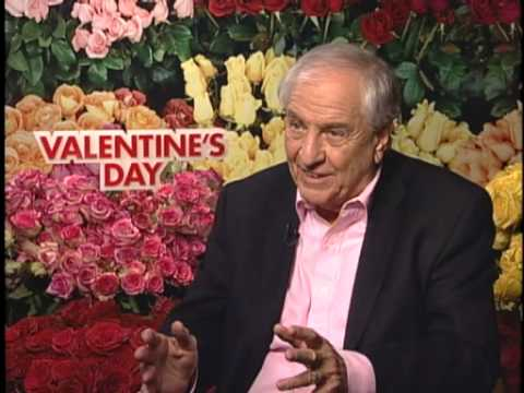 """Garry Marshall Interview For """"Valentine's Day"""""""