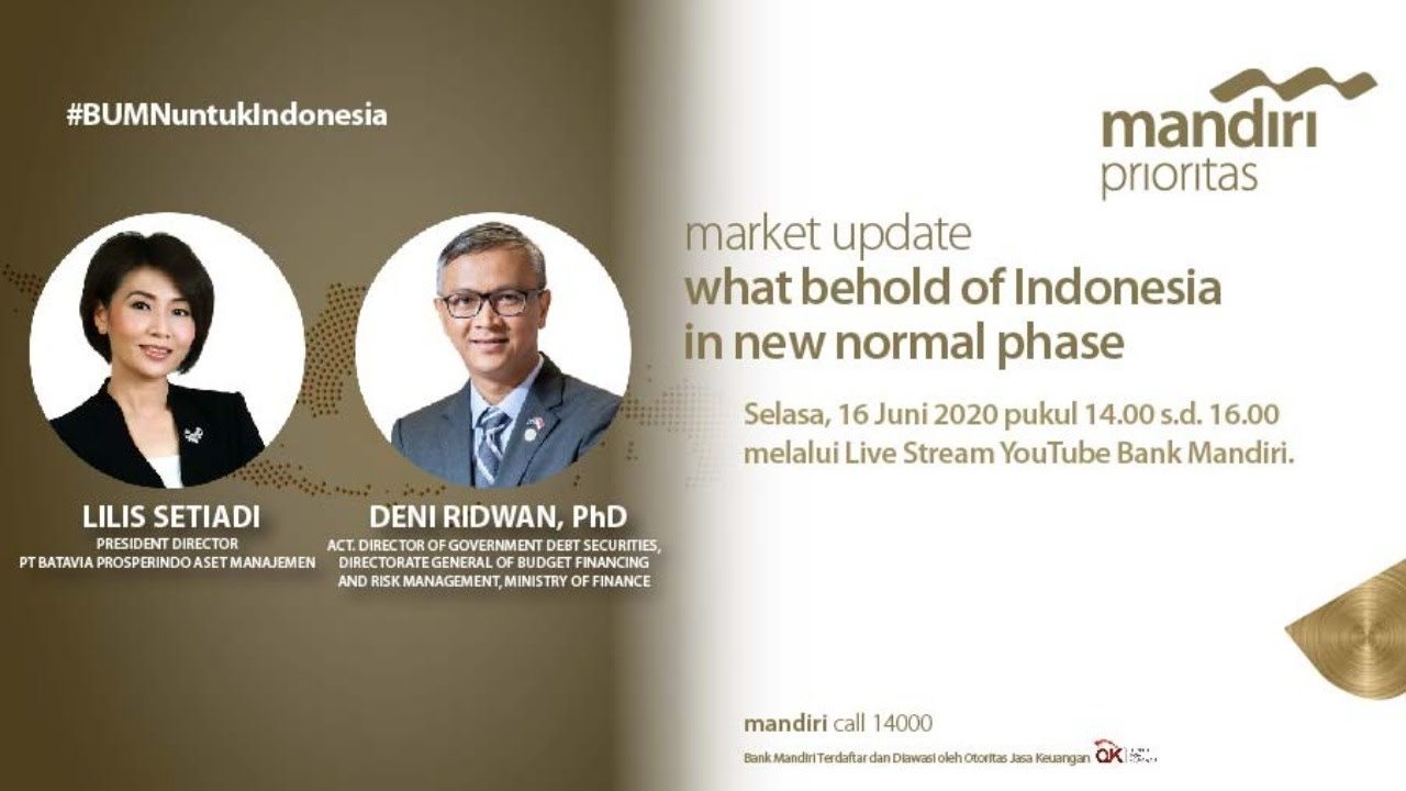 Market Update - What Behold of Indonesia in New Normal Phase