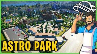 Astro Park! Park Spotlight 209: Planet Coaster