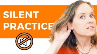 Daily Vocal Exercises: Silent Practice