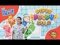 tips toilet training dengan lagu pipis poopy dulu feat rara sudirman hey blo