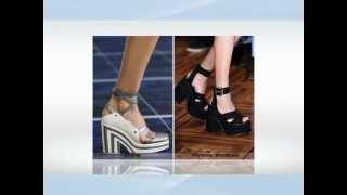 Модные тренды весны. секреты похудения, аппаратная косметология, модные укладки 2013