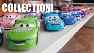 MATTEL DISNEY CARS 3 COLLECTION!