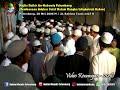 """Majlis Dzikir """"AN-NABAWIY"""" Palembang Kedatangan Habib Rizieq Shihab - 2006"""