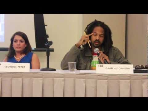 Dutty Bookman (Manifesto|JA) at the Caribbean American Youth Leadership Forum 2011 [Q&A 2 of 2]