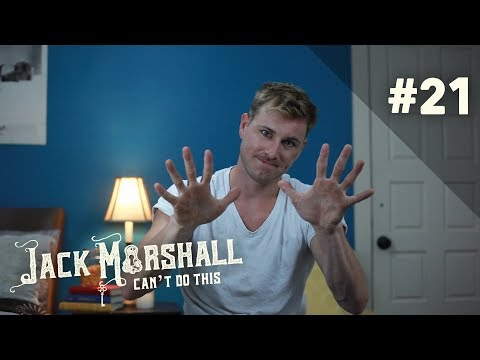 Turning the Stones  Jack Marshall Can't Do This  Webseries  Ep 21