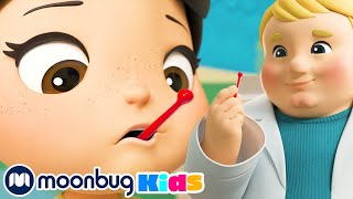 Going to the Doctor's Song - I'M NOT SCARED! | Little Baby Bum | Baby Songs & Nursery Rhymes | Learn