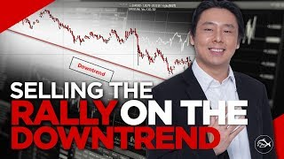 Forex Trading- Selling The Rally On the Downtrend by Adam Khoo