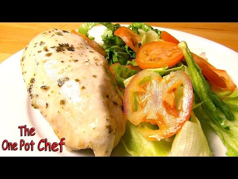 Herb and Lemon Chicken | One Pot Chef