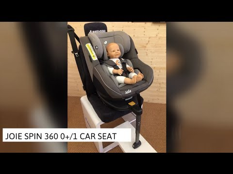 joie spin 360 0 1 car seat review buggypramreviews. Black Bedroom Furniture Sets. Home Design Ideas