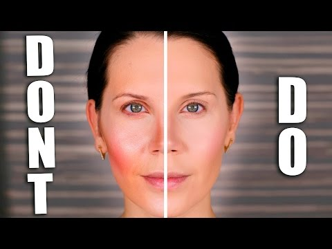 MAKEUP MISTAKES TO AVOID |  Do's and Don'ts