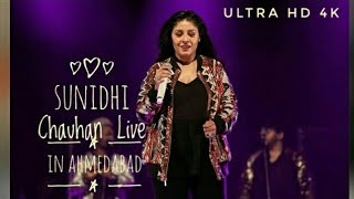 Halka Halka || Right Here Right Now Live by sunidhi chauhan || Ahmedabad | AMC MET JDA LG|| OASIS'19