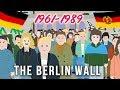 watch he video of The Berlin Wall (1961-1989)
