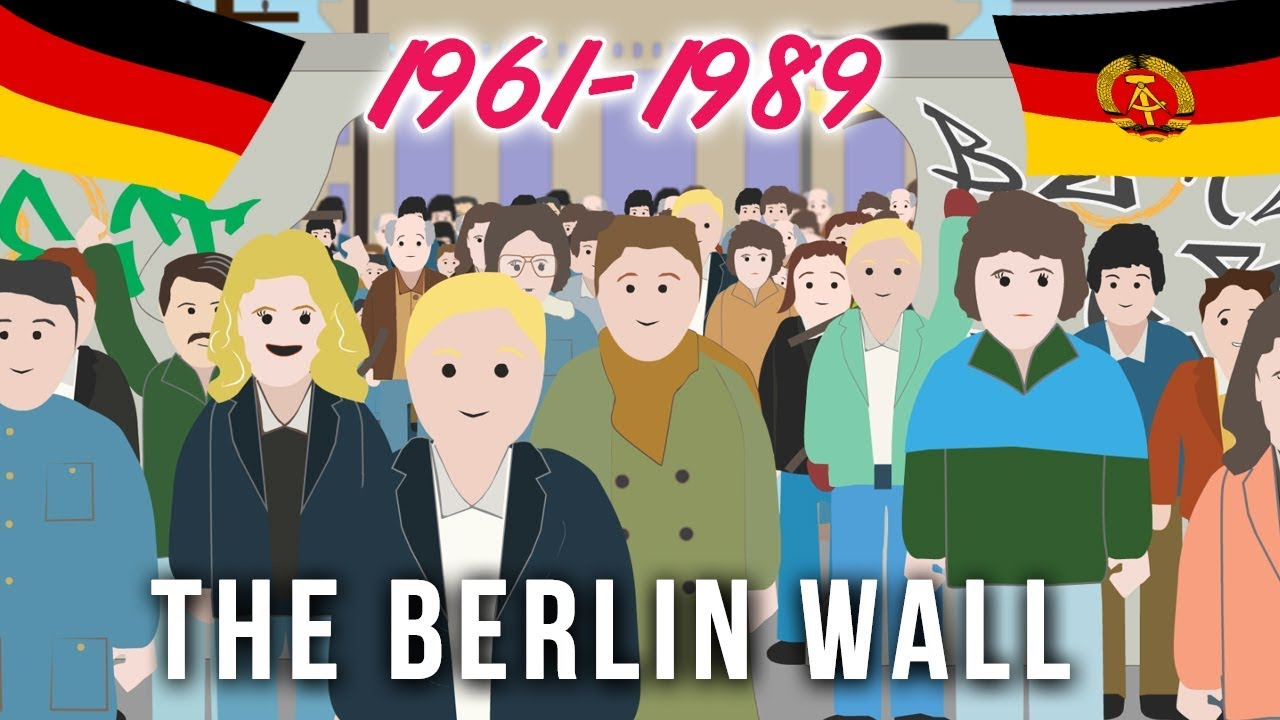 feee112120 The Berlin Wall (1961-1989) - YouTube