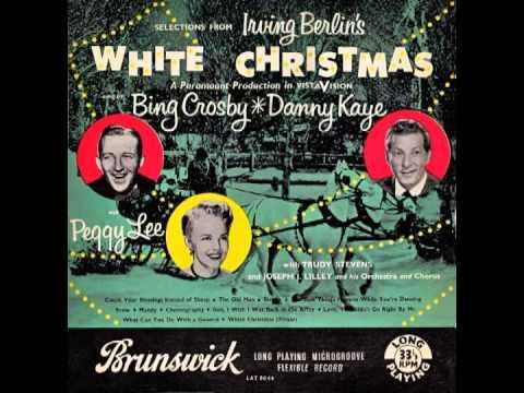 white christmas cast snow uk brunswick 1954 - White Christmas Movie Cast