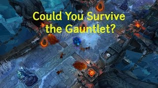 Run The Gauntlet - Game Mode
