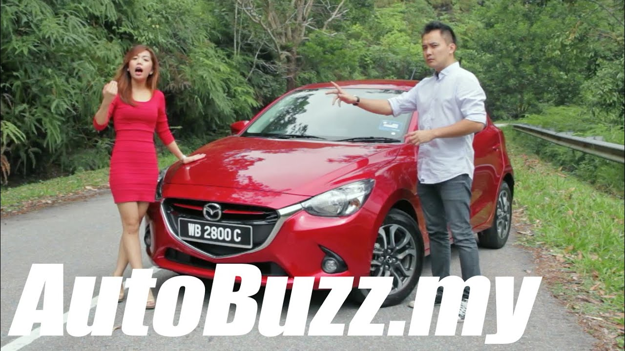 2015 Mazda2 1.5L SkyActiv review - AutoBuzz.my