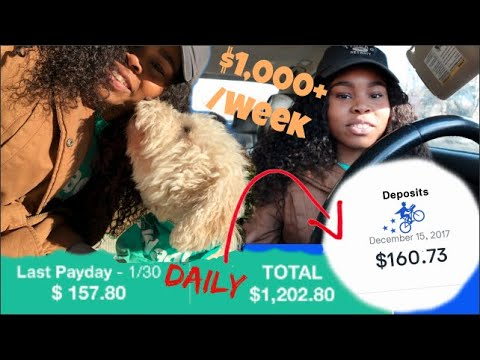 How To Earn $1000+ Weekly Using Postmates & Wag! Dog Walking | Tips & Tricks | THE GRIND