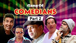 Gang Of Comedians Part 2 - Best Of Bollywood Comedy Non-Stop - Akshay Kumar   Rajpal Yadav   Asrani