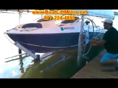 Boat Lift Motor Parts For Floe Shorestation Hewitt And