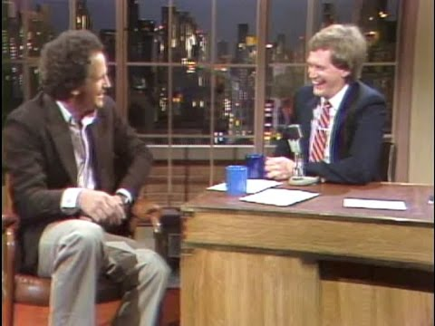 Albert Brooks on Late Night, November 24, 1982