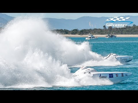 2017 Offshore Superboats Rnd 3 Coffs Harbour - August 27, 2017