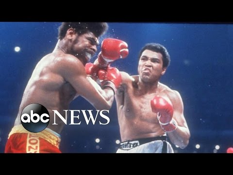 Muhammad Ali Dies at Age 74