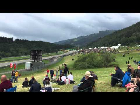 general admission views at red bull ring austrian f1 grand prix austria view red bull