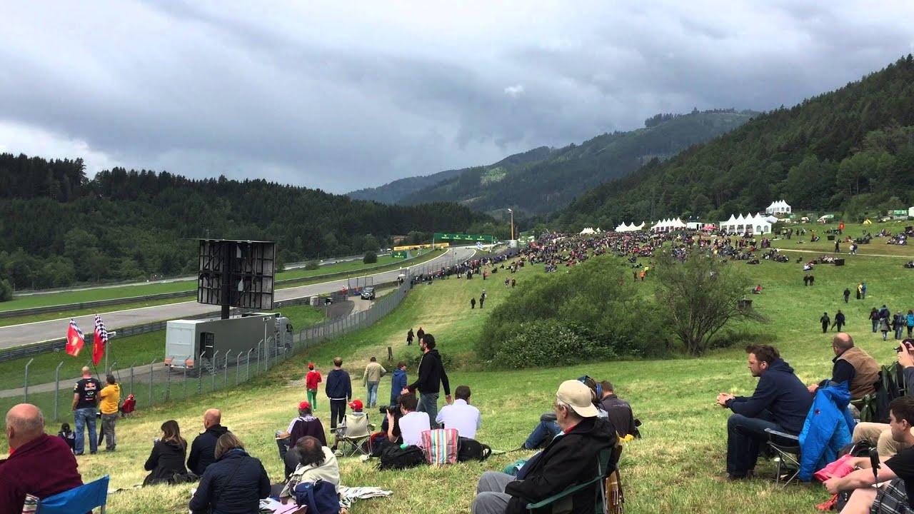 gp austria general admission Prezzo biglietti F1