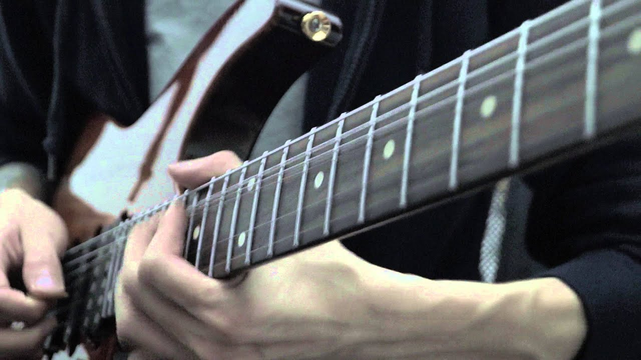 richie kotzen go faster solo cover with loop control youtube