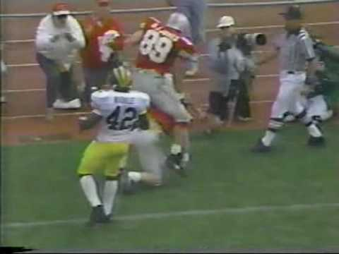 First touchdown drive - Michigan 1994