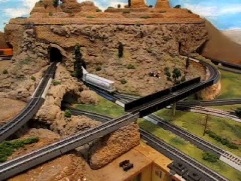 DCC operations – HO scale model train
