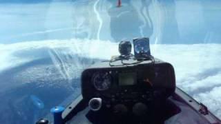 Hawaii Glider Record Altitude Mountain Wave Flight