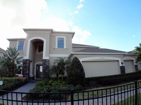 Orlando New Homes - Woodland Park by Taylor Morrison - Harwood Model