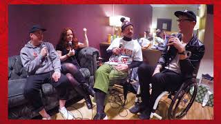 Wendy Rollins Interviews Portugal. The Man