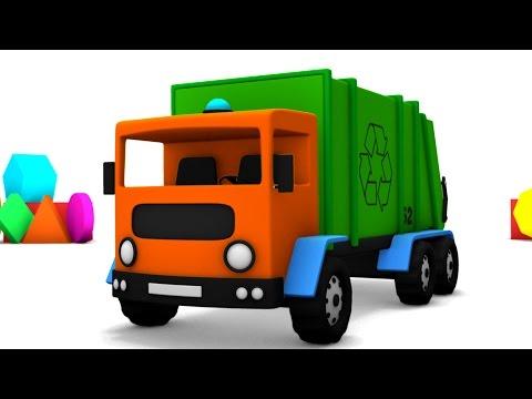 oyuncak kutusu - çöp arabası | çöp arabası | çocuklar için oyuncaklar