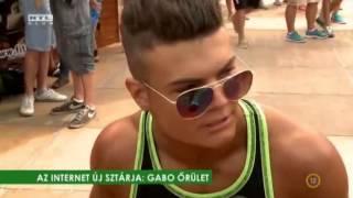 Pumped Gabo táncával robbantotta fel az internetet