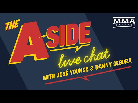 The A-Side Live Chat: UFC 244, Jorge Masvidal vs. Nate Diaz, BMF Title, Israel Adesanya, More
