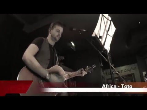 Africa - Toto (Mike Gatto Live Acoustic Cover)