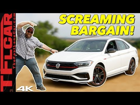 Here's Why You Should Consider The 2019 Volkswagen Jetta GLI Over The Golf GTI!