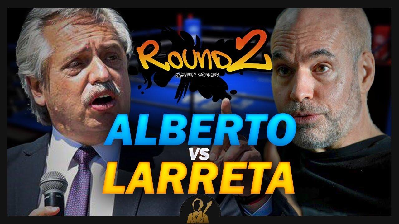 ALBERTO VS LARRETA Round 2 | ¿Qué va a pasar con las clases presenciales?