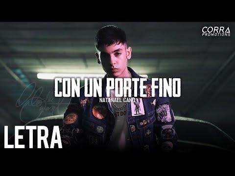 "(LETRA) Iniciales AL ""Porte Fino"" - Natanael Cano [2019]"