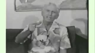 Поль Брэгг о создании нестареющего тела