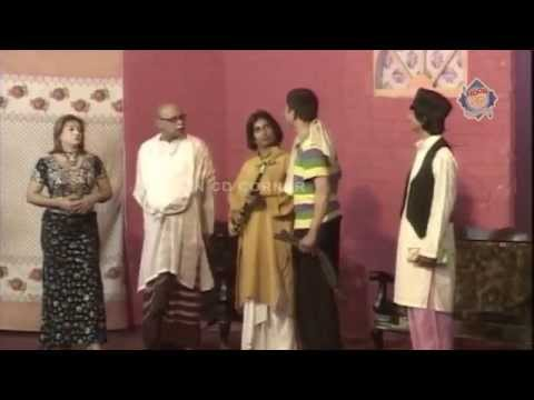 New Pakistani Stage Drama 2014 Full Comedy Show