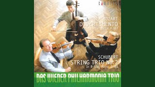 String Trio No. 2 in B-Flat Major, D. 581: II. Andante (1817 Edition)