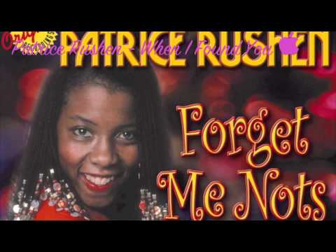 Patrice Rushen  When I Found You 