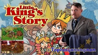 Little Kings Story Review - The Pikmin Game You Never Played - Top Hat Gaming Man