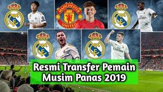 RESMI, Transfer Pemain Yang Pindah Di Musim Panas 2019/2020 - Part 3